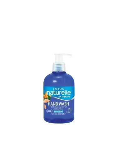 Farmasi Naturelle Deniz Mineralli Arındırıcı Sıvı El Sabunu-300Ml Renksiz